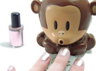 Monkey Nail Blow Dryer